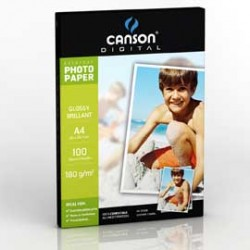 CARTA INKJET A4 180GR 10FG PHOTO GLOSSY EVERYDAY CANSON