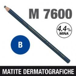 MATITA DERMATOGRAFICA 7600 BLU