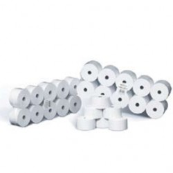 BLISTER 10 ROTOLI CARTA RC TERMICO 59,5MMX35MT - FORO 12mm