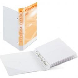 RACCOGLITORE STELVIO TI 30x42 25 4D A3-Libro BIANCO