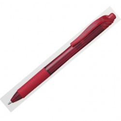 ROLLER A SCATTO ENERGEL Xclik BL110 ROSSO 1.0MM PENTEL