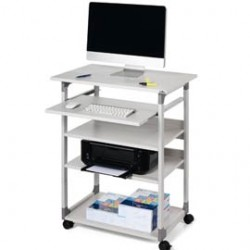 PC WORKSTATION SYSTEM 75 VH GRIGIO