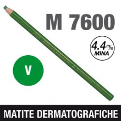 MATITA DERMATOGRAFICA 7600 VERDE