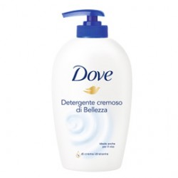 SAPONE LIQUIDO DOVE CREAM WASH 250ml