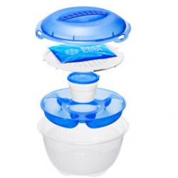 CONTENITORE in PPL SALAD/FRUIT BUTLER CoolFresh Take-away