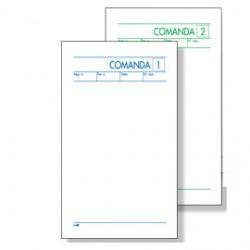 BLOCCO COMANDE A 7 TAGLIANDI 25FGX2 RIC 10X22CM ART 513/2 BM