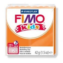 PASTA POLIMERICA FIMO KIDS 42gr ARANCIONE