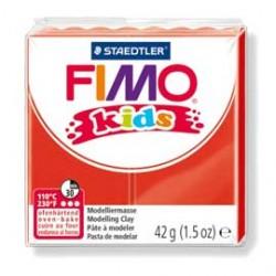 PASTA POLIMERICA FIMO KIDS 42gr ROSSO