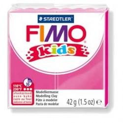 PASTA POLIMERICA FIMO KIDS 42gr ROSA 220
