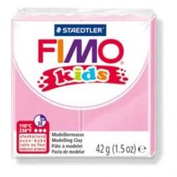 PASTA POLIMERICA FIMO KIDS 42gr PINK 25