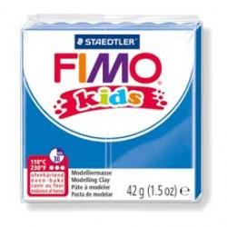 PASTA POLIMERICA FIMO KIDS 42gr BLU 3