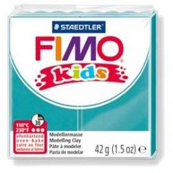 PASTA POLIMERICA FIMO KIDS 42gr TURCHESE 39