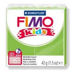 PASTA POLIMERICA FIMO KIDS 42gr VERDE CHIARO 51