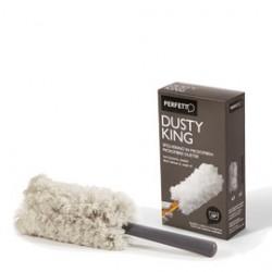 SPOLVERINO Microfibra + 3 RICAMBI Dusty King PERFETTO