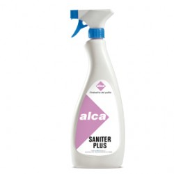 SGRASSANTE SANITIZZANTE Saniter Plus 750ml Alca