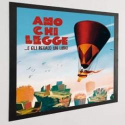 DURAFRAME Poster 50x70cm NERO DURABLE