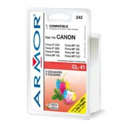 CARTUCCIA COLORI PER CANON PIXMA IP1200, IP1300, IP1700, IP2200, IP2500