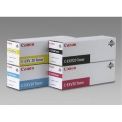 TONER CIANO C-EXV20 IMAGEPRESS C6000VP C7000VP