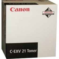 TONER NERO C-EXV21 IR2880/2880I/3380/3380I