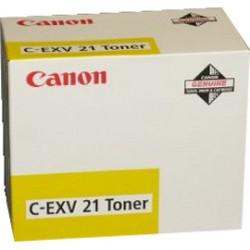 TONER GIALLO C-EXV21 IR2880/2880I/3380/3380I