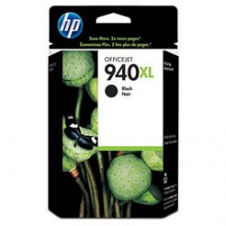 CARTUCCIA NERA DINCHIOSTRO HP OFFICEJET 940XL