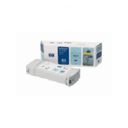 CARTUCCIA A GETTO DINCHIOSTRO UV HP N.83 CIANO CHIARO 680ML