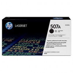 TONER NERO HP 507A LASERJET ENTERPRISE 500 COLOR M551N CAPACITA STANDARD