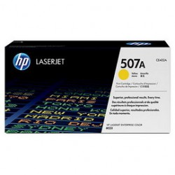 TONER GIALLO HP 507A LASERJET ENTERPRISE 500 COLOR M551N