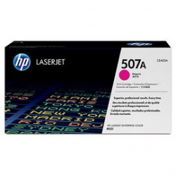 TONER MAGENTA HP 507A LASERJET ENTERPRISE 500 COLOR M551N
