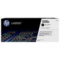 HP 508X TONER CARTRIDGE NERO LASER JET SERIE M552/M553 ALTA CAPACITA