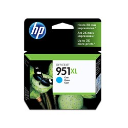 CARTUCCIA CIANO INCHIOSTRO HP OFFICEJET 951XL