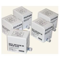 SCATOLA 5 INCHIOSTRI NERO 600CC PRIPORT VT3500/3600 VT600 42000 DUPLICATI 817101