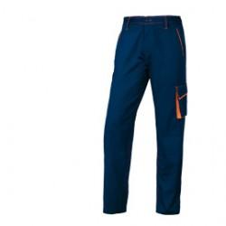 PANTALONE da LAVORO M6PAN blu/arancio Tg. L PANOSTYLE