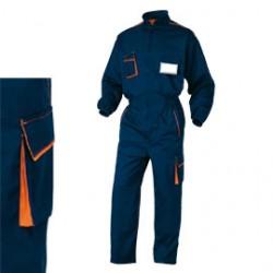 TUTA da LAVORO M6COM blu/arancio Tg. XL PANOSTYLE