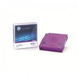 CARTUCCIA DATI HP ULTRIUM LTO-6 6,25 TB MP RW