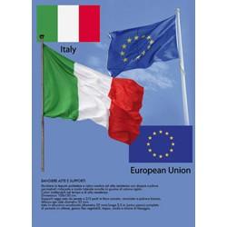 80472 BANDIERA 100X150   ITALIA