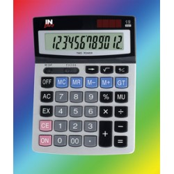 80254 CALCOLATRICE BT-   2200 12 CIFRE