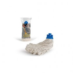 MOP in COTONE 280gr Bianco In Factory