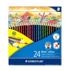 ASTUCCIO 24 MATITE COLORATE NORIS COLOUR STAEDTLER