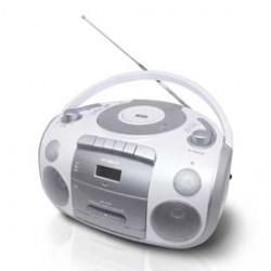 RADIOREGISTRATORE CD/MP3 PRESA USB BIANCO/SILVER CDMP-328UC Irradio
