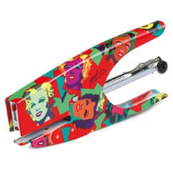 CUCITRICE A PINZA 6/4 Marilyn POP ART