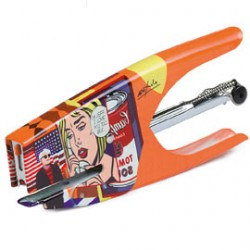 CUCITRICE A PINZA 6/4 Pop Fantasy POP ART