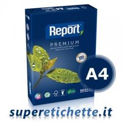 RISMA CARTA FOTOCOPIE    REPORT A4 80gr 500FG