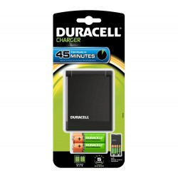 CARICABATTERIE     DURACELL CEF27+2 BATTERIE