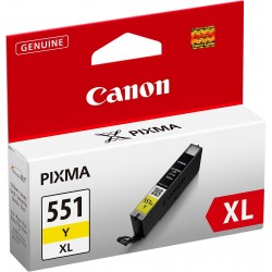 SERBATOIO INCHIOSTRO GIALLO Canon PIXMA 551 XL Y