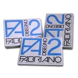 ALBUM P.M. FABRIANO2 (240X330MM) 10FG 110GR RUVIDO - Conf da 10 pz.