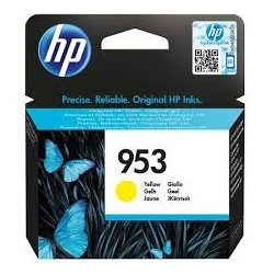 CARTUCCIA GIALLO HP 953 HP OFFICEJET PRO 8720-8740-8730-8720-8710-821
