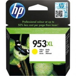CARTUCCIA GIALLO HP 953XL HP OFFICEJET PRO 8720-8740-8730-8720-8710-8