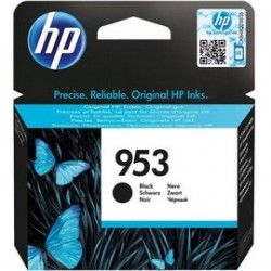 CARTUCCIA NERO HP 953 HP OFFICEJET PRO 8720-8740-8730-8720-8710-8210