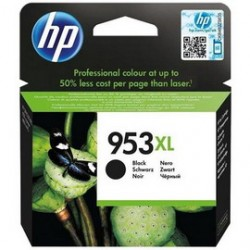 CARTUCCIA NERO HP 953XL HP OFFICEJET PRO 8720-8740-8730-8720-8710-8210